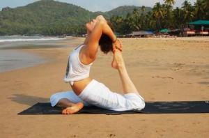 научиться расслабляться с помощью йоги