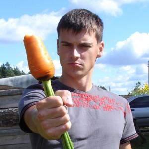 Мотивация К - морковка спереди