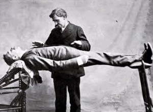 каталепсия тела